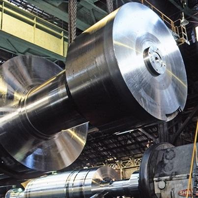 Monobloks Rotor Shafts for Power Generators
